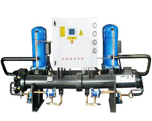 水冷机组中央空调4图片