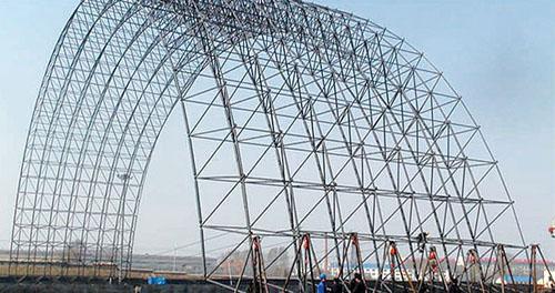 网架- 网架 - 西宁金珠王钢结构油罐制造厂|青海油罐