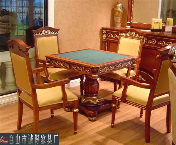 欧式餐桌椅