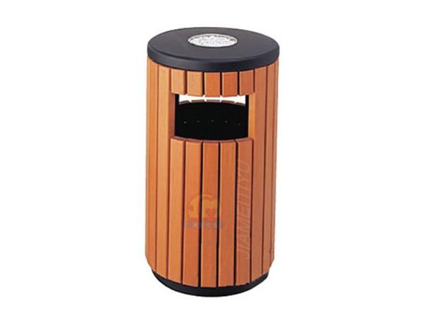 木条垃圾桶_青海塑胶跑道