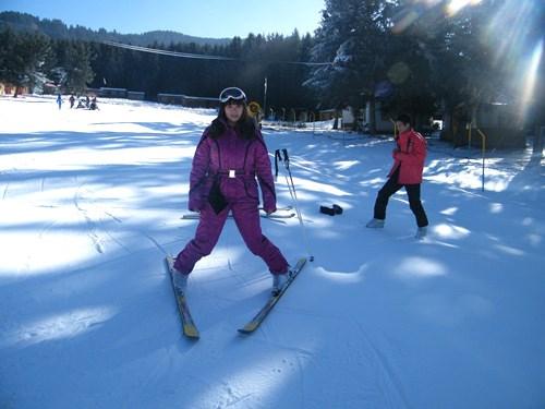 西宁滑雪场大通滑雪场青海滑雪场