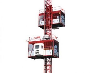 塔吊升降动态原理图