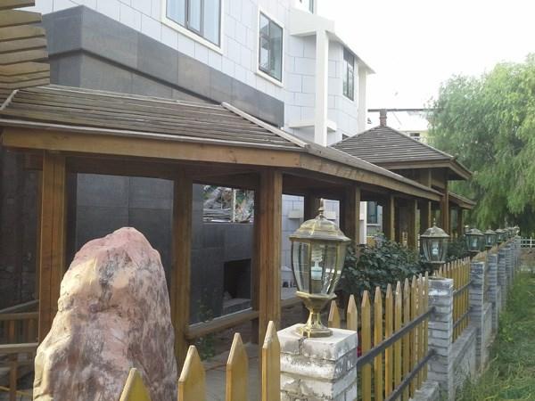 青海西宁黑嘴村别墅群