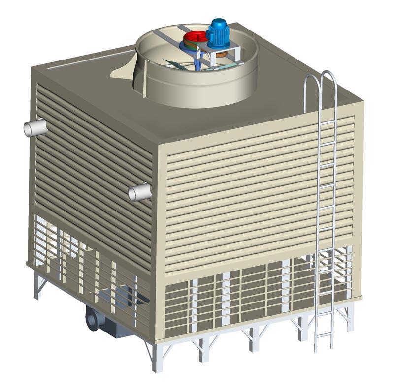 正确维护冷却塔的方法