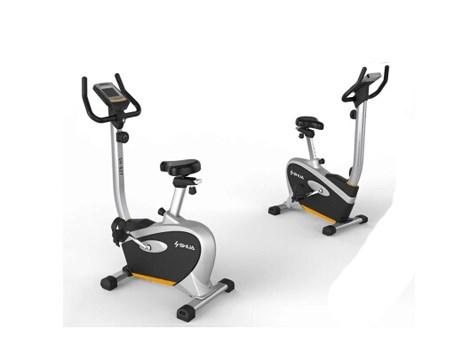 SH-827 颜色柠檬黄_西宁健身器材_西宁跑步机