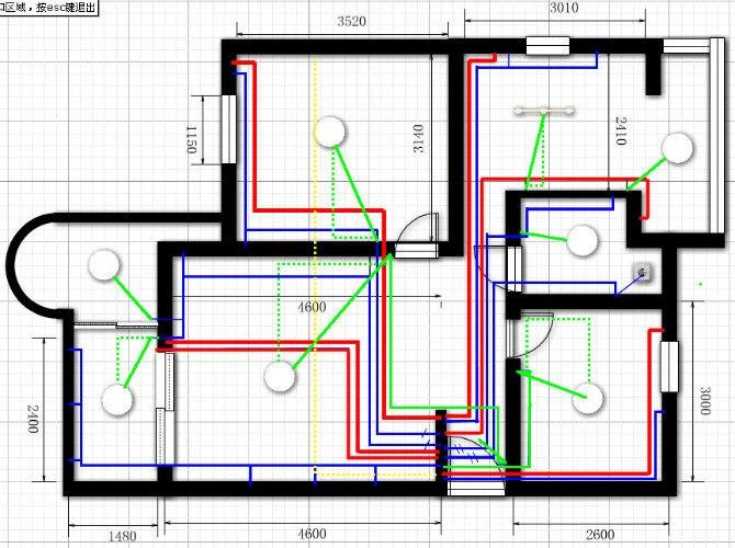 水电施工设计图