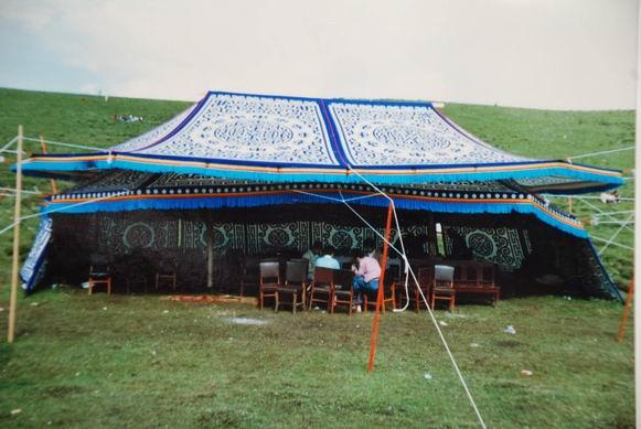 西宁帐篷厂:藏族民居文化的奇葩---白帐篷