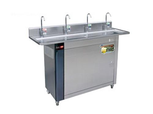 商务节能饮水机整机采用微电脑智能自动控制