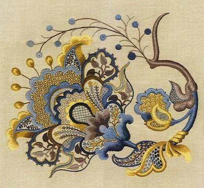 中国的刺绣魅力简介图片